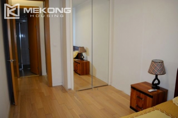 Beautiful apartment with 3 bedroom for rent at good price in Keangnam Landmark Hanoi 12