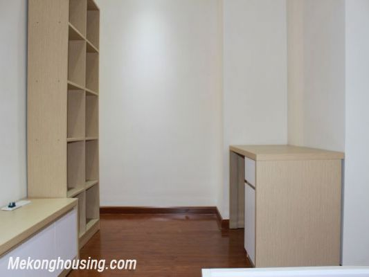 Beautiful apartment with 3 bedrooms for rent in Golden Place, Hanoi 10
