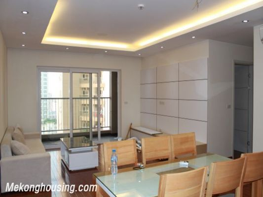 Beautiful apartment with 3 bedrooms for rent in Golden Place, Hanoi 2