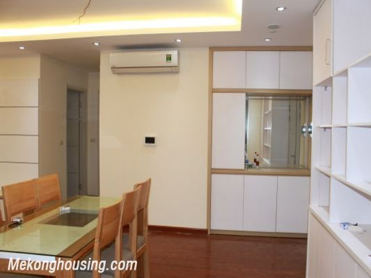 Beautiful apartment with 3 bedrooms for rent in Golden Place, Hanoi 4