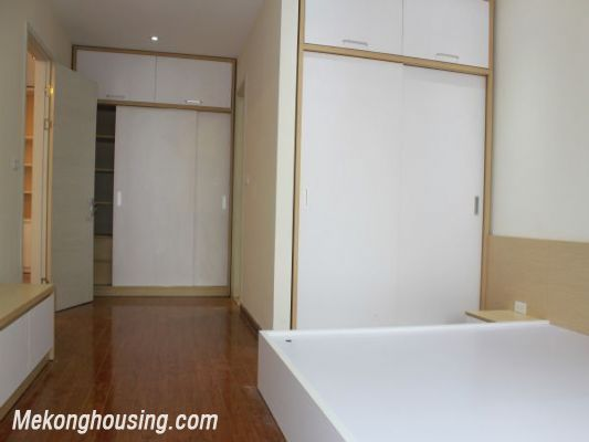 Beautiful apartment with 3 bedrooms for rent in Golden Place, Hanoi 7