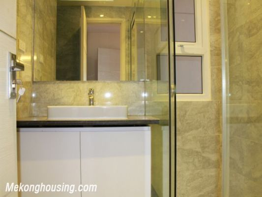 Beautiful apartment with 3 bedrooms for rent in Golden Place, Hanoi 8