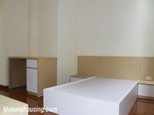 Beautiful apartment with 3 bedrooms for rent in Golden Place, Hanoi 9