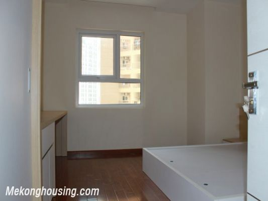 Beautiful apartment with 3 bedrooms for rent in Golden Place, Hanoi 11