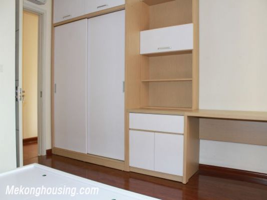 Beautiful apartment with 3 bedrooms for rent in Golden Place, Hanoi 12