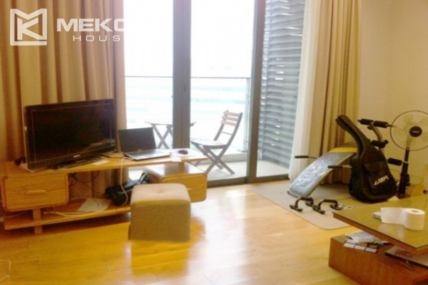 Beautiful apartment with 3 bedrooms for rent in Indochina Plaza Hanoi 2