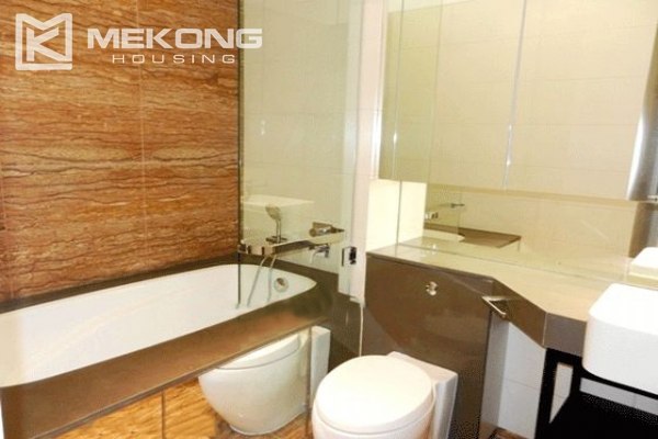 Beautiful apartment with 3 bedrooms for rent in Indochina Plaza Hanoi 9