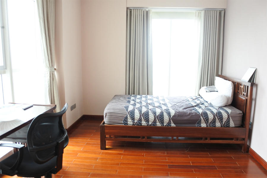 Beautiful apartment with 3 bedrooms on high floor in L2 tower, Ciputra Hanoi 10