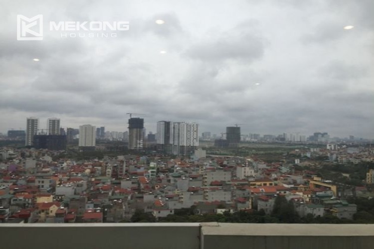 Beautiful apartment with 4 bedrooms and modern furniture in E building, Ciputra Hanoi 13