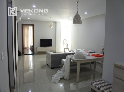 Beautiful apartment with Golf course view and modern furniture in L4 tower, Ciputra Hanoi