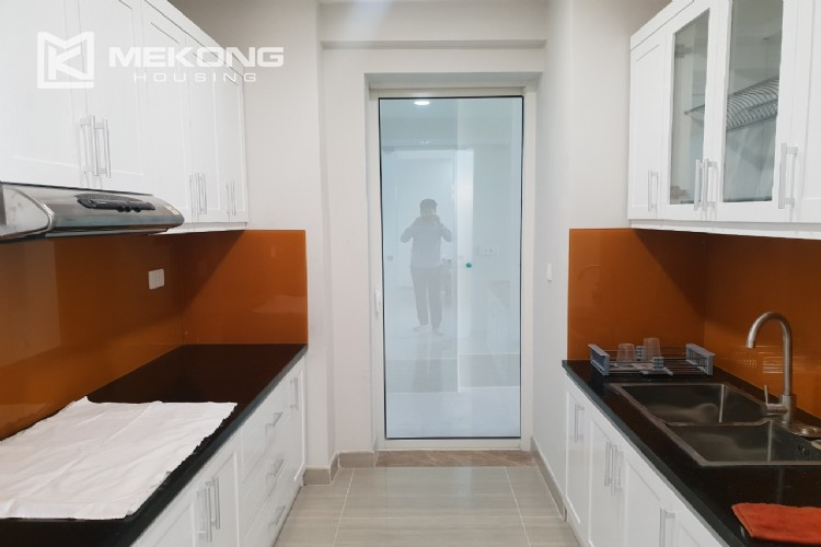 Beautiful apartment with Golf course view and modern furniture in L4 tower, Ciputra Hanoi 4