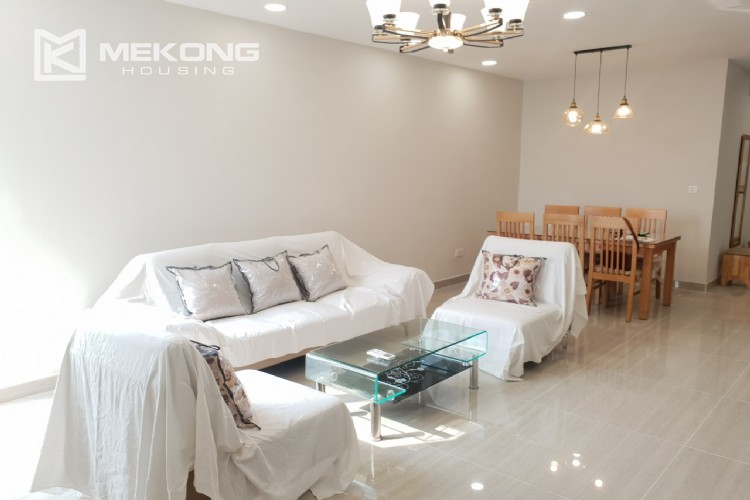 Beautiful apartment with Golf course view and modern furniture in L4 tower, Ciputra Hanoi 10