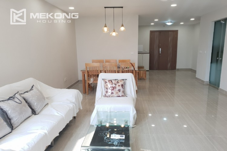 Beautiful apartment with Golf course view and modern furniture in L4 tower, Ciputra Hanoi 11