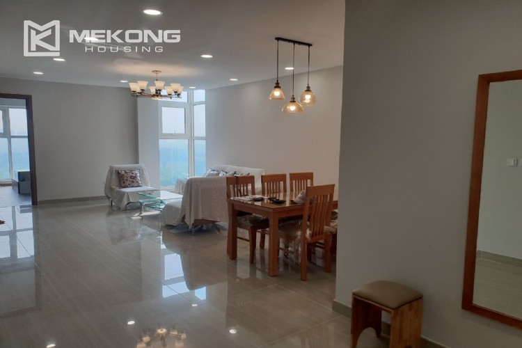 Beautiful apartment with Golf course view and modern furniture in L4 tower, Ciputra Hanoi 13
