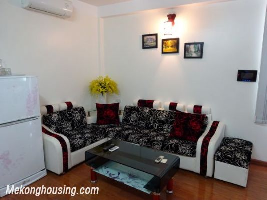Beautiful apartment with one bedroom for rent in Old quater, Hoan Kiem district, Hanoi 1