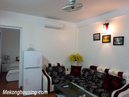 Beautiful apartment with one bedroom for rent in Old quater, Hoan Kiem district, Hanoi 2