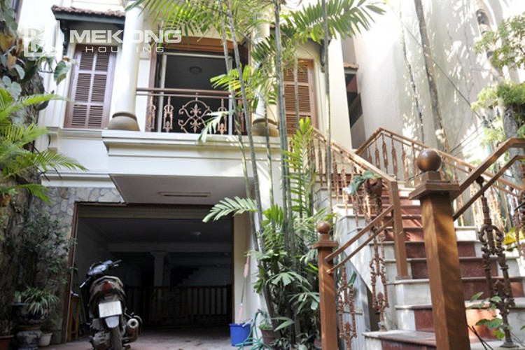 Beautiful house for rent in To Ngoc Van street with swimming pool 2