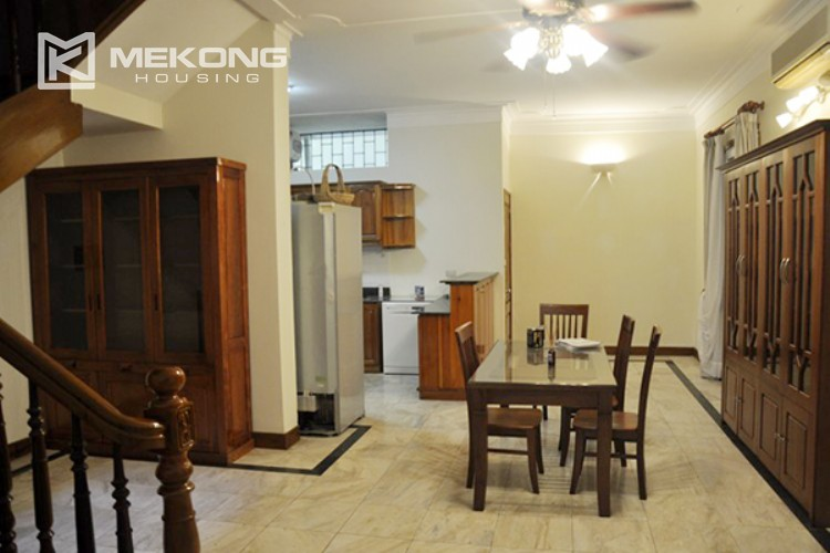 Beautiful house for rent in To Ngoc Van street with swimming pool 4