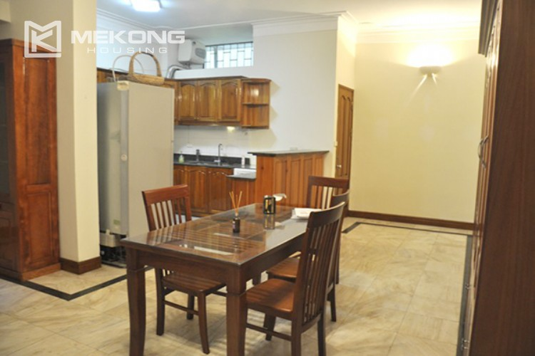 Beautiful house for rent in To Ngoc Van street with swimming pool 5