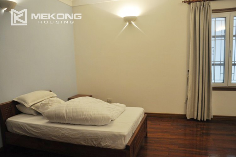 Beautiful house for rent in To Ngoc Van street with swimming pool 6