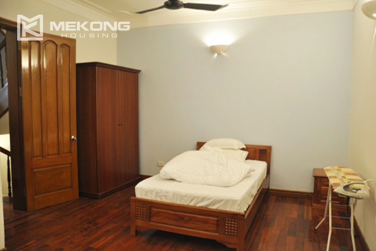 Beautiful house for rent in To Ngoc Van street with swimming pool 7