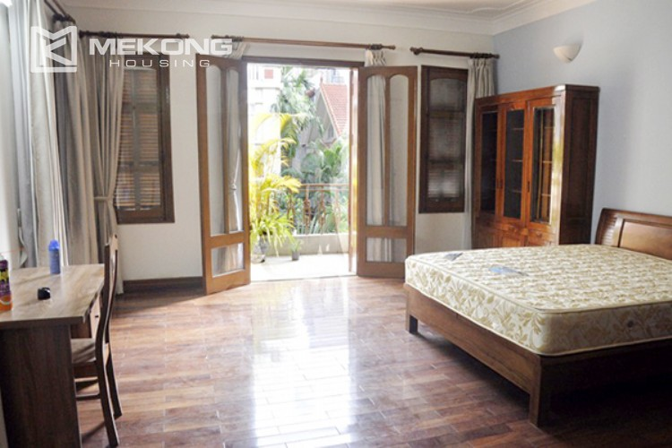 Beautiful house for rent in To Ngoc Van street with swimming pool 10