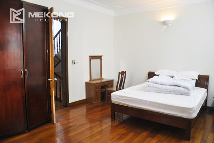 Beautiful house for rent in To Ngoc Van street with swimming pool 11