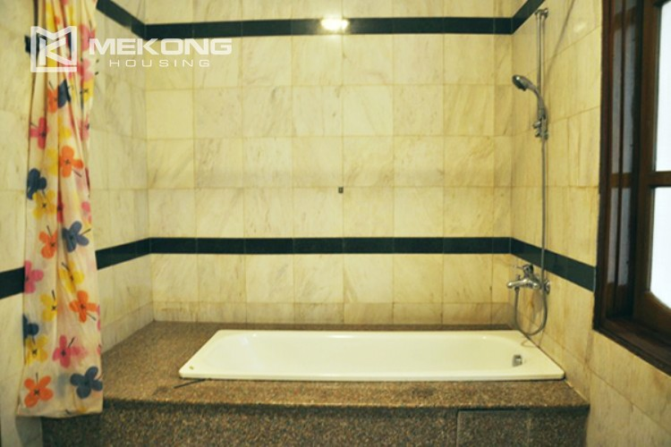 Beautiful house for rent in To Ngoc Van street with swimming pool 13