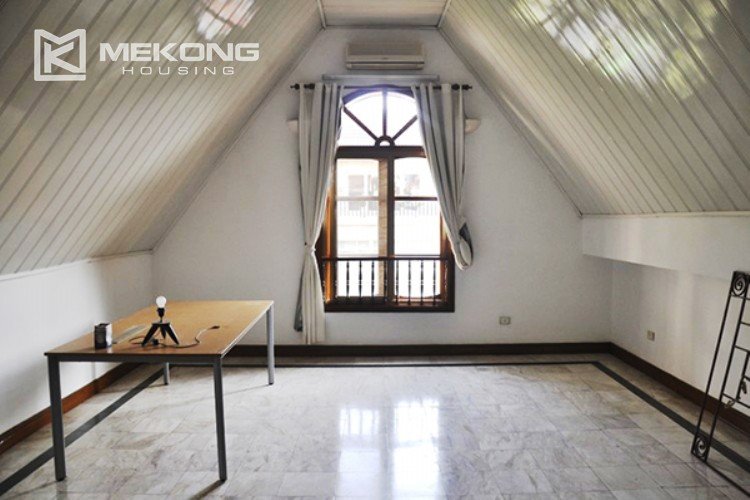 Beautiful house for rent in To Ngoc Van street with swimming pool 14