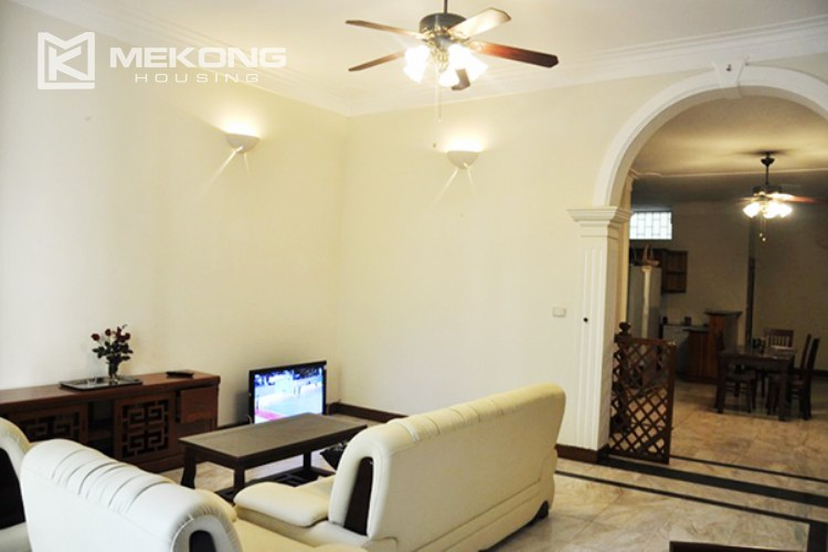 Beautiful house for rent in To Ngoc Van street with swimming pool 17