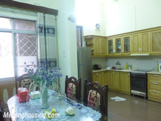 Beautiful house with 3 bedrooms at reasonable price for rent in Westlake area, Tay Ho district 4