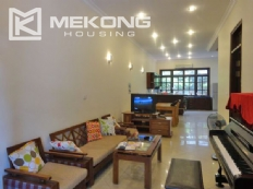 Beautiful house with 4 bedrooms for rent in C block, Ciputra Hanoi