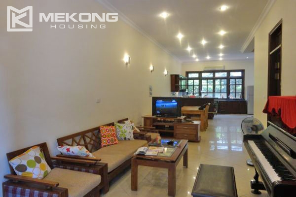 Beautiful house with 4 bedrooms for rent in C block, Ciputra Hanoi 1