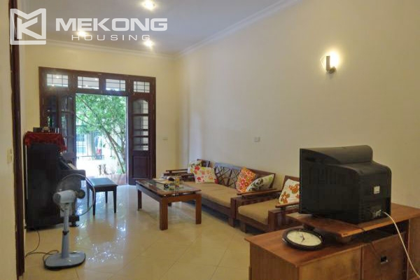 Beautiful house with 4 bedrooms for rent in C block, Ciputra Hanoi 2