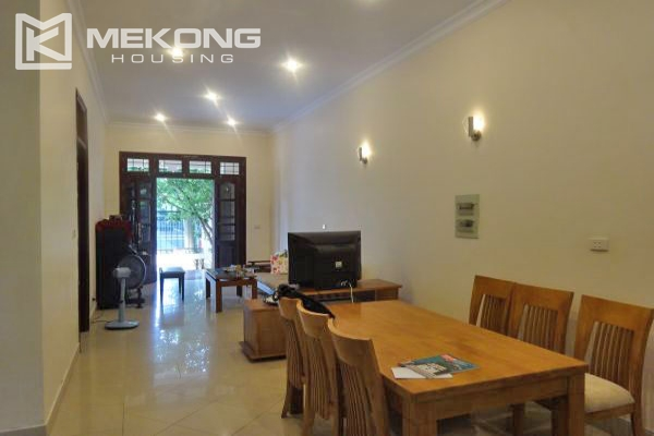 Beautiful house with 4 bedrooms for rent in C block, Ciputra Hanoi 3