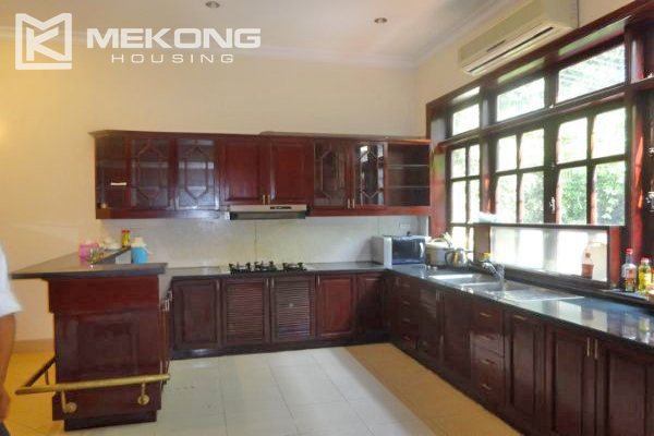 Beautiful house with 4 bedrooms for rent in C block, Ciputra Hanoi 4