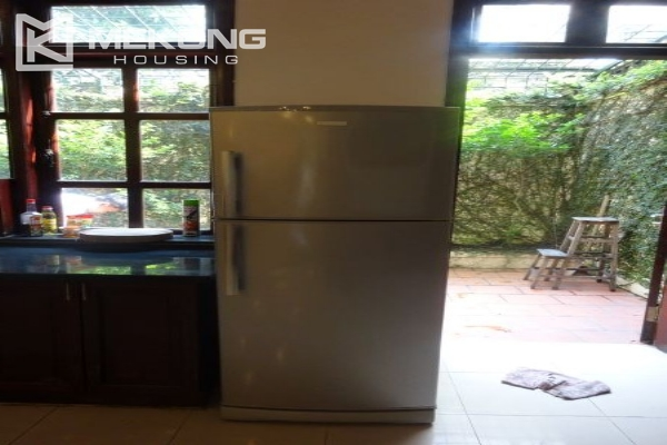 Beautiful house with 4 bedrooms for rent in C block, Ciputra Hanoi 5