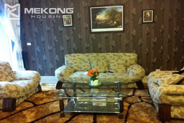 Beautiful house with 4 bedrooms for rent in C4 block, Ciputra Hanoi 5