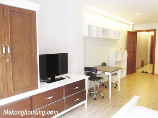 Beautiful Serviced Apartment For Rent in Tran Hung Dao Street 1