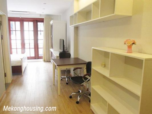 Beautiful Serviced Apartment For Rent in Tran Hung Dao Street 2