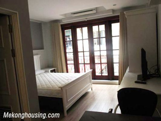 Beautiful Serviced Apartment For Rent in Tran Hung Dao Street 3