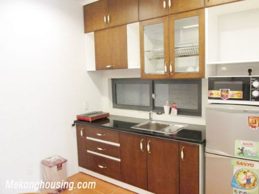 Beautiful Serviced Apartment For Rent in Tran Hung Dao Street 4