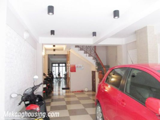 Beautiful Serviced Apartment For Rent in Tran Hung Dao Street 6