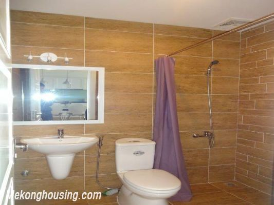 Beautiful serviced apartment for rent in Vong Thi street, Tay Ho district, Hanoi 10