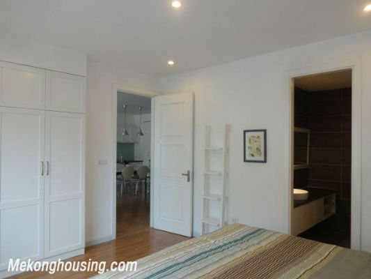 Beautiful serviced apartment for rent in Vong Thi street, Tay Ho district, Hanoi 7