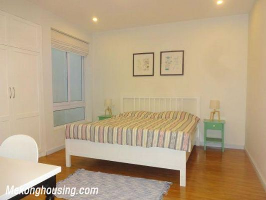 Beautiful serviced apartment for rent in Vong Thi street, Tay Ho district, Hanoi 14