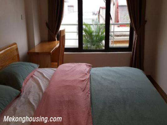 Beautiful serviced apartment with 1 cozy bedroom for rent in Hoang Quoc Viet street, Cau Giay, Hanoi 6