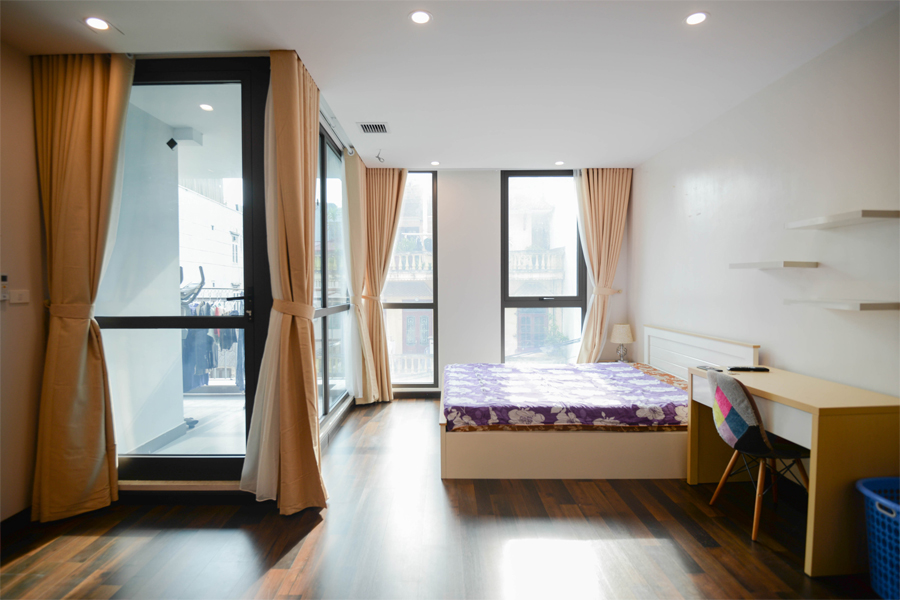 Beautiful studio aparment for rent on Vong Thi street, Tay Ho 5