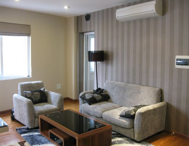 Beautiful studio apartment for rent in Nghi Tam village, Westlake area, TayHo district, Hanoi