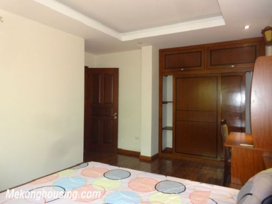 Bight serviced apartment with 2 bedrooms for rent in Lac Long Quan street, Tay Ho district, Hanoi 6